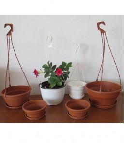 Crochet (Pour Pot Suspendu)